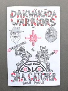 Dakwakada Warriors by Cole Pauls