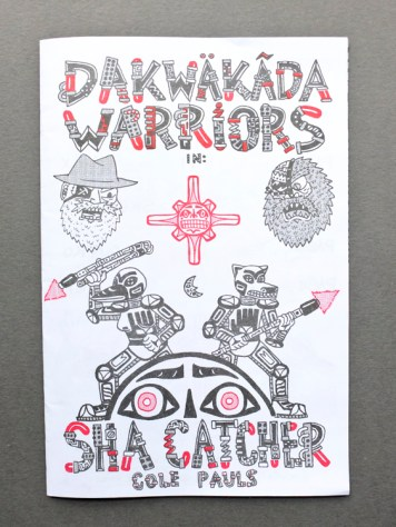 Dakwakada Warriors by Cole Pauls
