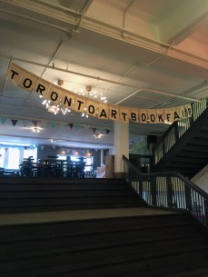 Toronto Art Book Fair
