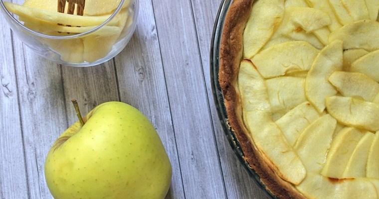"""""""Pomme & Compote"""" : La Tarte aux pommes"""