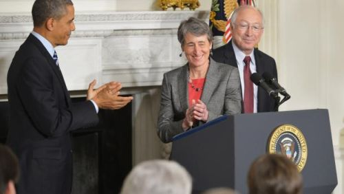 Sally Jewell nominated for Secretary of the Interior