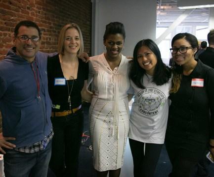 Monique Woodard Innovation Month Startup Crawl