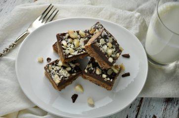 hi-res No Bake Salted Caramel Bar - Horizontal