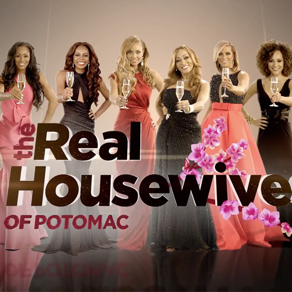 Image result for real housewives of potomac