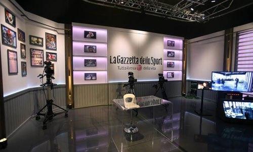 Gazzetta Tv dal 26 febbraio in onda