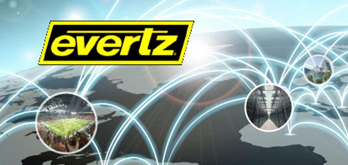 Evertz rilancia con l'IP