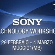 Trans Audio Video, una settimana intera di Sony Technology Workshop