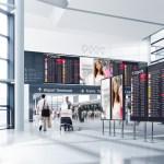 NEC Display Solutions mostra il futuro dei display a  Passenger Terminal EXPO 2016