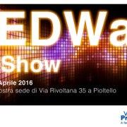 Videoprogetti presenta la  qualità dei sistemi LEDWall il 12 aprile
