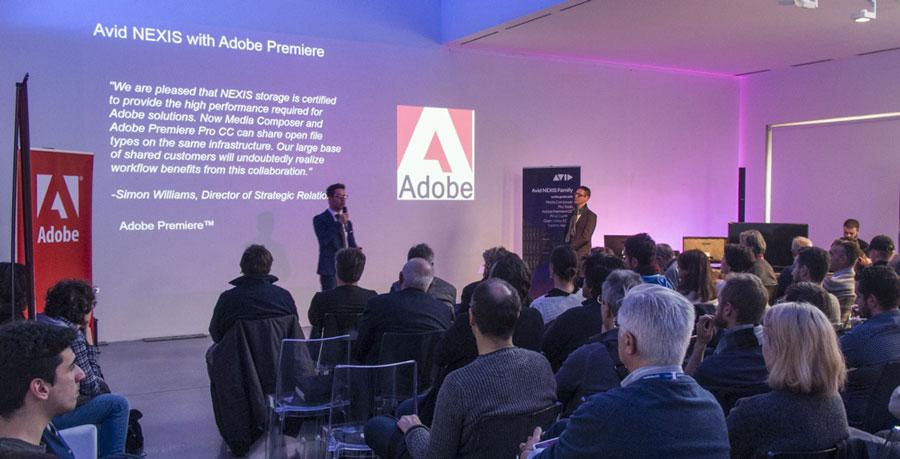 Adobe e Avid insieme