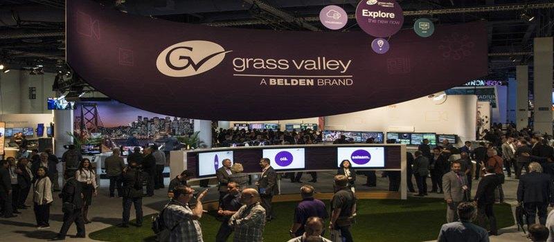 Procede spedita l'integrazione di SAM in Grass Valley