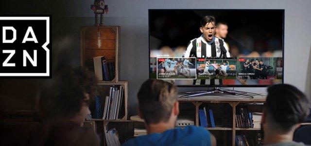 A DAZN i diritti tv della Serie A di calcio