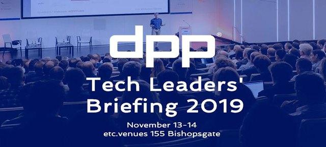 DPP e il Tech Leaders' Briefing 2019