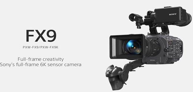 In diretta con Valter Corda lunedì 21 settembre ore 15:00: domande e risposte sulla Sony FX9