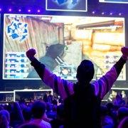 L'arena eSports ad ISE