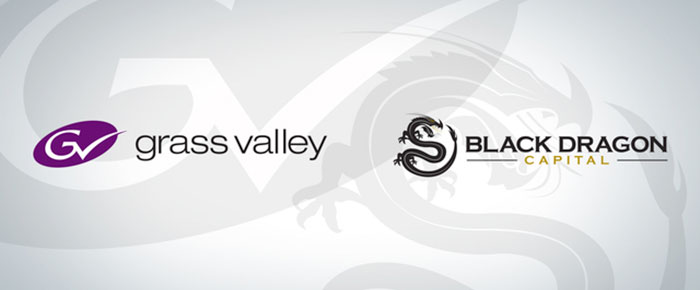 Black Dragon acquista Grass Valley