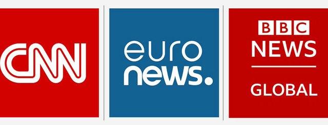 Bbc, Cnn ed Euronews insieme contro il virus