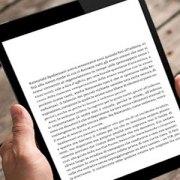 Il lockdown fa bene all'eBook, +7,9%