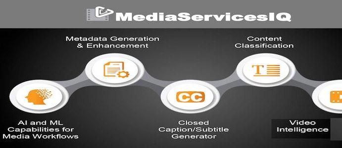 Digital Nirvana intelligenza artificiale sul cloud con MediaServicesIQ e MonitorIQ per la conformità