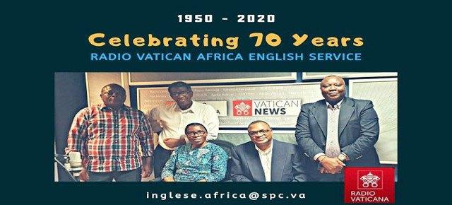 Radio Vaticana in Africa: un webinar per i 70 anni on air