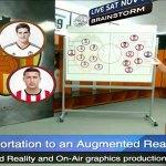 Un set virtuale semplice e sofisticato allo stesso tempo