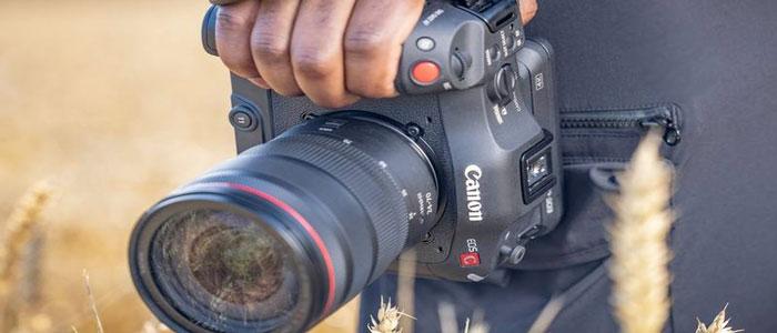 Canon ricomincia dalla C70