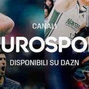 I programmi Eurosport saranno visibili su Dazn