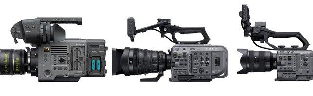 Sony presenta Cinema Line: la gamma di videocamere dedicate ai content creator