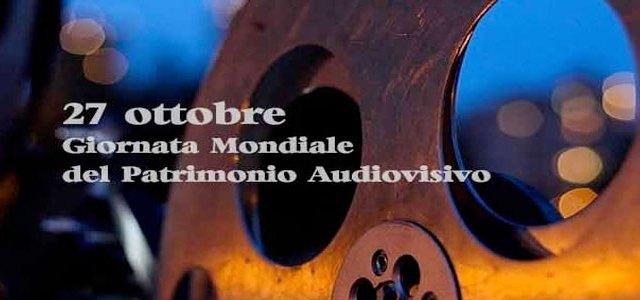 27 ottobre, Giornata Mondiale dell'Audiovisivo