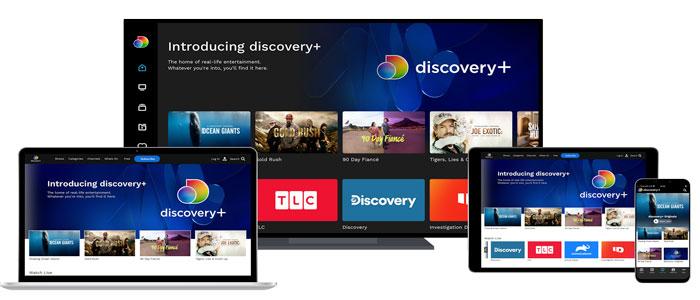Il 4 gennaio debutta discovery+