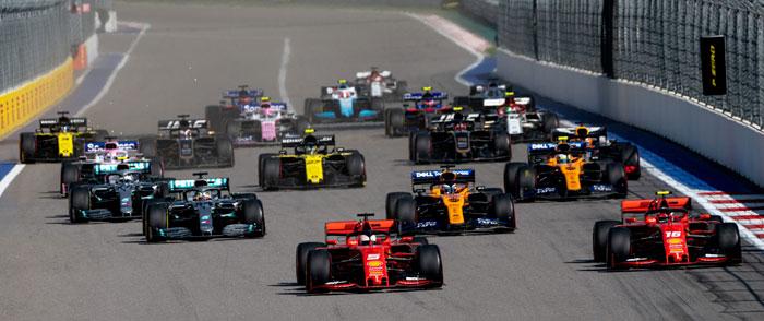 La Formula Uno è in trattative con Amazon per lo streaming dei Gran Premi