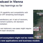 Il 5G Broadcast è il futuro della televisione ?