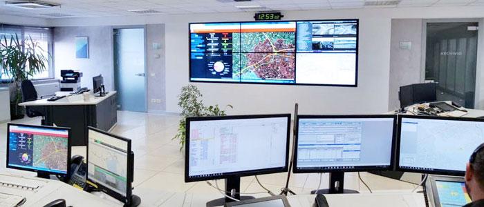 Professional Show presenta le soluzioni Samsung per le control room