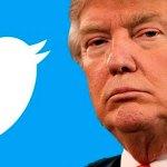 I social oscurano Trump