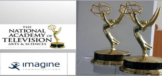 Emmy Award 2020 per la tecnologia e l'ingegneria a Imagine Communications