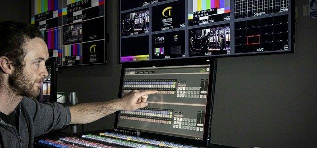Creative Technology migliora la produzione dal vivo con la piattaforma Kairos Panasonic