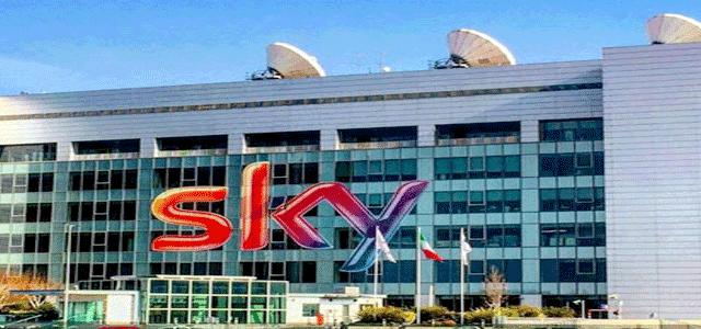 Sky, +10,6% di ricavi nel primo trimestre