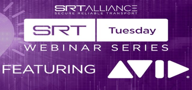 SRT Tuesday Webinar: Featuring AVID