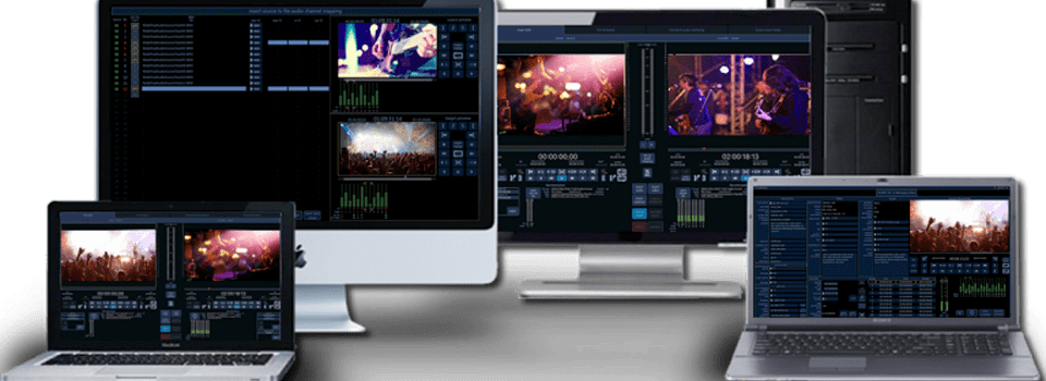 Cinedeck per registrazioni multiple in più formati