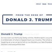Trump rilancia con la sua piattaforma social