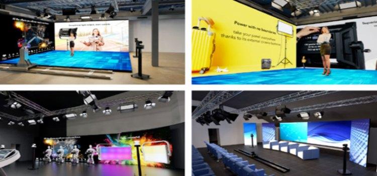Professional Show è distributore ufficiale per l'Italia del marchio Prolights nel settore Broadcast