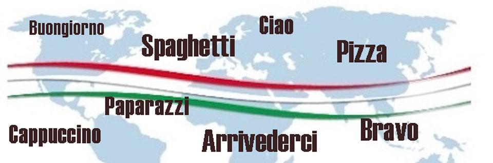 Il mondo parla italiano