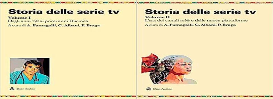 """""""Storia delle serie tv"""", il libro"""