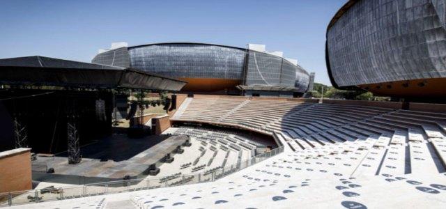 La Fondazione Musica per Roma trasmette in livestream i concerti su AuditoriumPlus, piattaforma OTT di Red Bee