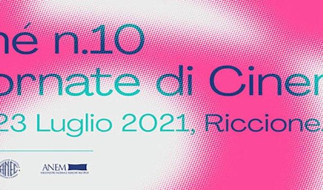 Ciné – Giornate di Cinema, dal 20 al 23 luglio a Riccione