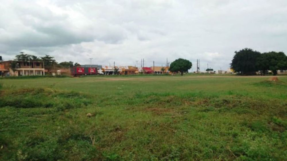 Pader district playground in Pader Town Council