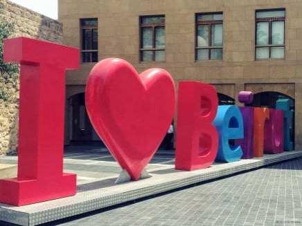 Beirut, Líbano: Beirut, la capital del amor.
