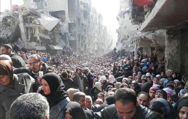 yarmouk-refugee-camp