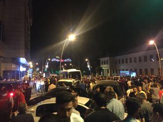 ERZURUM, TURQUÍA, 15 de julio : Manifestaciones de protesta. ( Yunus Okur - Anadolu Agency )