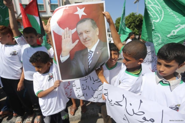 20160716-Gazans-Rally-Against-Coup-Attempt-In-Turkey010